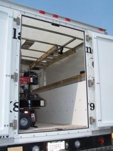 Plumbing Box Truck