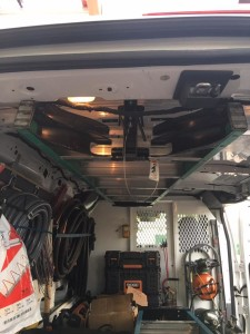 Electricians-Van-with-JET-Rack-and-6-foot-ladder